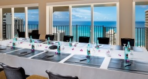 Altitude 37 - Hilton Waikiki Meeting Venue