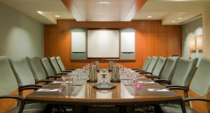 Boardroom at our Hilton Waikiki Meeting Venue